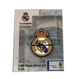 Real Madrid Usb Flash Drive 2.0 8Gb