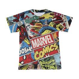 Marvel Comics Camiseta Malla 3D T.8 Años Ref 22000001885