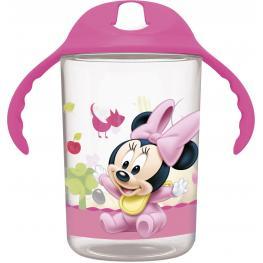 Minnie Mouse Vaso Entrenamiento Pp Transparente Baby Paint Ref 39937 Pot