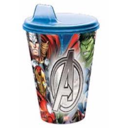 Avengers Vaso Value Pp 430Mlc/sipper Ref 53884