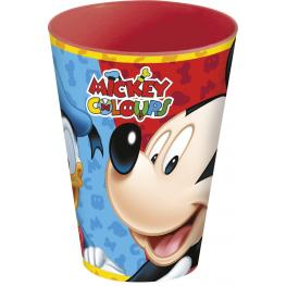 Mickey Colours Vaso Apilable 430Ml Ref 59006
