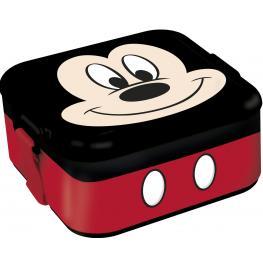 Mickey Mouse Fiambrera Bento Character Ref 59045