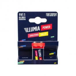1 Pila Alcalina 9V 6Lr61 Super