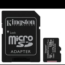 128Gb Msd Csplus 100R A1 C10 + Adp