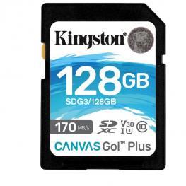 128Gb Sd Canvas Go Plus 170R C10