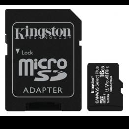 16Gb Msd Csplus 100R A1 C10 + Adp