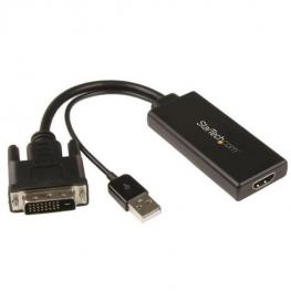 Adaptador Dvi A Hdmi Con Audio