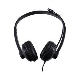 Auriculares Usb Con Microfono Pc