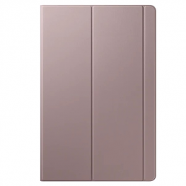 Book Cover Tab S6 Brown