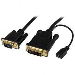 Cable 1.8M Conversor Dvi A Vga