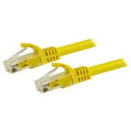 Cable 1M Amarillo Red Snagless