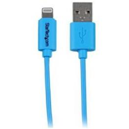 Cable 1M Lightning A Usb Azul