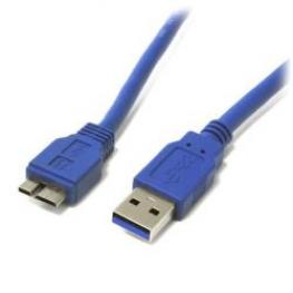 Cable 30Cm Usb 3.0 A A Micro B