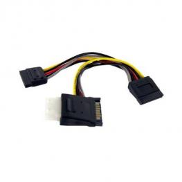 Cable Divisor 2X Sata A Lp4
