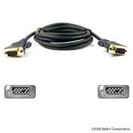 Cable Monitor Vga Serie Pro 2M