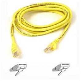 Cable Snagless Rj45/5M C5 5M Ama Bk