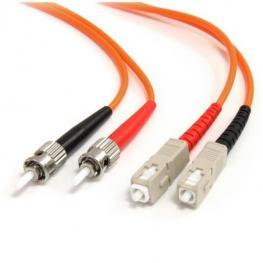 Cable St Sc Duplex 3M Naranja