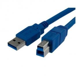 Cable Usb 3.0 1M A A B Macho