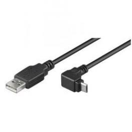 Cable Usb 3.0 A/micr B 90  M/m 1.8M