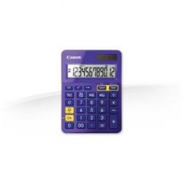 Calculadora Ls-123K-Morada