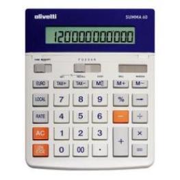 Calculadora Summa 60 Olivetti
