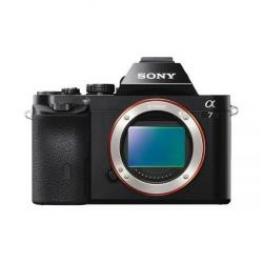 Camara Reflex A7 II Sensor Fotogr.