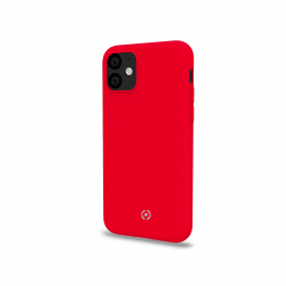 Celly Cover Feeling Iphone 11 Rojo