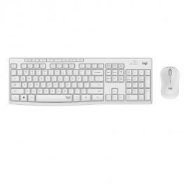 Combo Wireless Mk295 Silent White