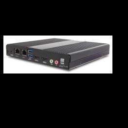 De3450 Fanless J3455 4/64 W10 Wifi