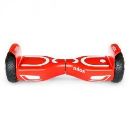 Doc Hoverboard Red And White New