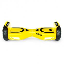 Doc Hoverboard Yellow New