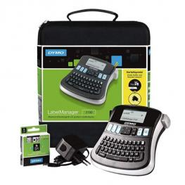 Dymo Labelmanager 210D Kit Qwerty