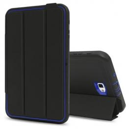 Full Shockproof Case Samsung Blue