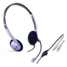 Genius Hs-02B Auricular Micro