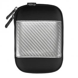 Hdd Cover Carbon Fiber Silver 2 5