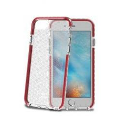 Hexagon Cover Iphone 7 - 8 Rojo