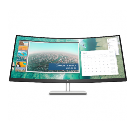 Hp E344C Curved Display
