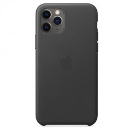 Iphone 11 Pro Leather Black