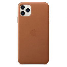 Iphone 11 Pro Max Leather Brown