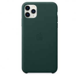 Iphone 11 Pro Max Leather Green