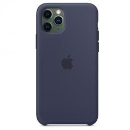 Iphone 11 Pro Silicone Mdnight Blue