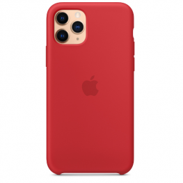 Iphone 11 Pro Silicone Red
