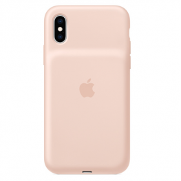 Iphone Xs Smart Battery  Pink Sand