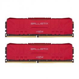 Kit 2X8Gb Ddr4 3000 Cl15 Dimm Red