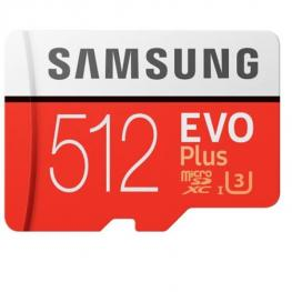 Microsd Adaptador Evo 512Gb