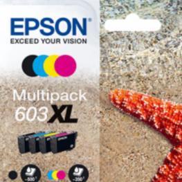 Multi 4 Colores 603Xl Blister