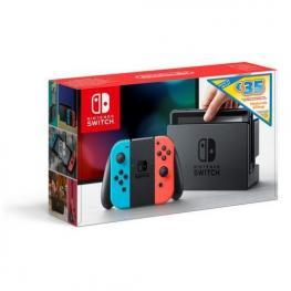 Nintendo Switch Azul/rojo +35E