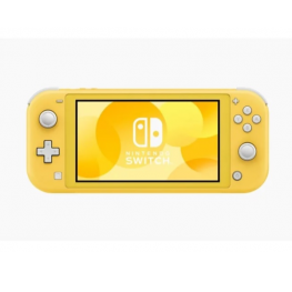 Nintendo Switch Lite Amarillo