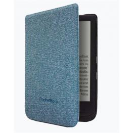 Pocketbook Cover Pu Bluish Gray