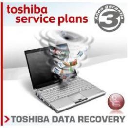 Recuperacion Datos Toshiba 3Years